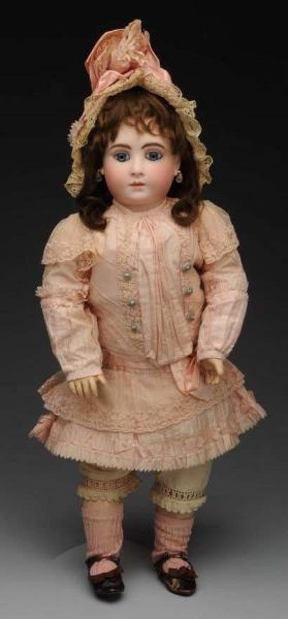bisque doll 2015 bisque dolls from golden age to highlight morphy s