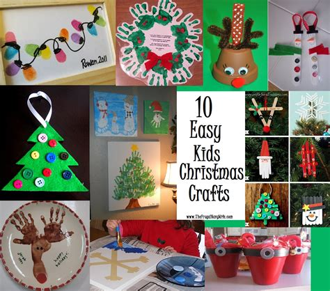christmas crafts preschoolers can make special day
