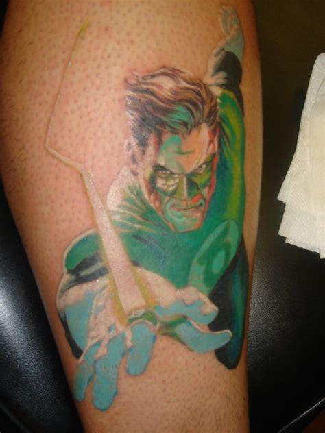 green lantern tattoos 14 green lantern tattoos