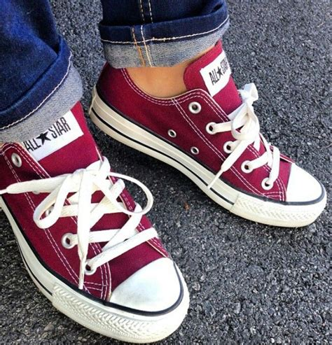 Converse Low Maroon Premium High Quality burgundy converse style and quality all in one storiestrending