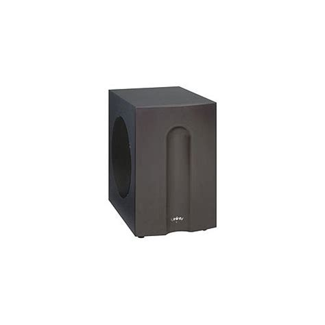 infinity powered subwoofer infinity tss sub750ch 10 quot powered subwoofer tss sub750chr