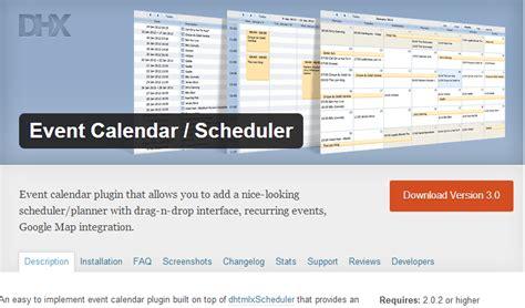 top wordpress booking calendar plugins wptemplate