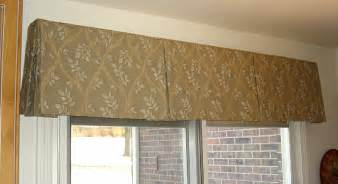 Window Curtain Box Valances For Kitchen Windows Box Pleated Valance Posted