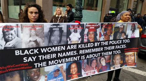 names of black women killed by police in 2015 black women s lives matter too the challenges of violence