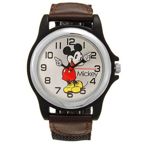 s watches mickey mouse disney s in box