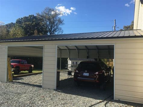 2 Car Carports For Sale by Metal Carports Prices Used Garage Kits For Sale 2 Car