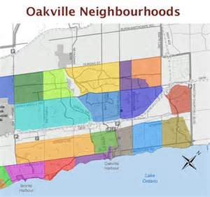 oakville ontario canada map oakville real estate blairandpeter ca
