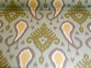 ikat home decor fabric dwellstudio pattern batavia ikat color aquamarine home decor fabric