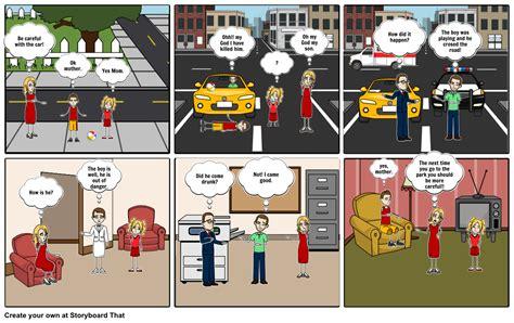 imágenes impactantes en inglés historieta ingles storyboard por paolaandrea1998