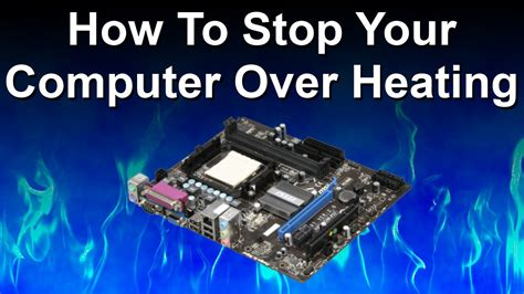 how to your to stop how to stop your computer overheating for free