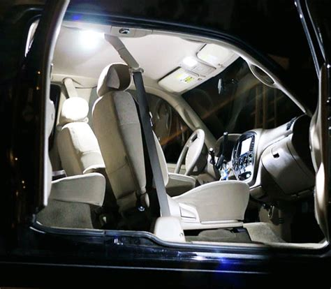 motor repair manual 2011 ford expedition interior lighting 14 x for 08 11 toyota camry car interior led light bulb package kit xenon white ebay