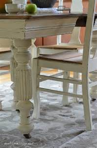 Dining Table White Chalk Paint Chalk Paint S Antique Dining Table And Chairs