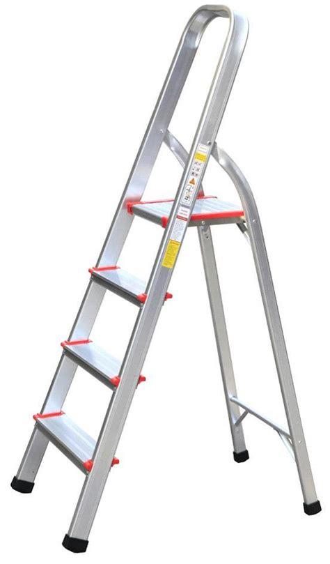 household ladder aluminum ladder home ladder aluminum step