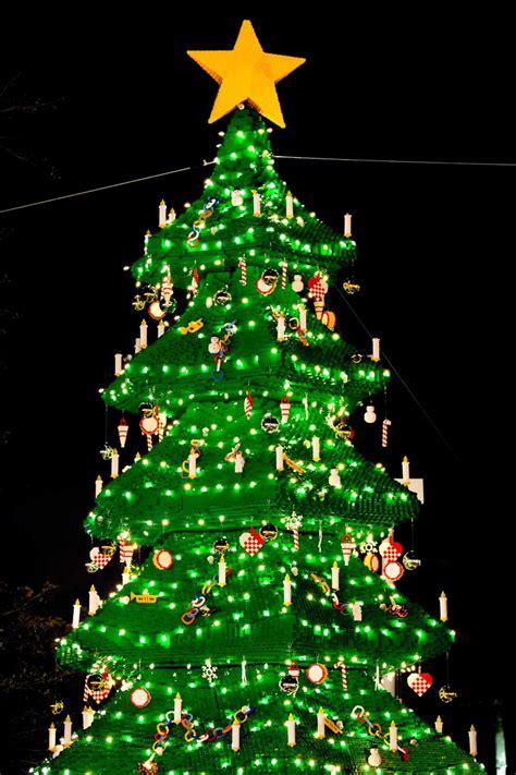 the joy of the season at legoland florida christmas