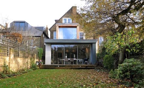 extension and renovation of edwardian house