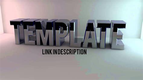 Cinema 4d Desktop Background Template Youtube Cinema 4d Templates