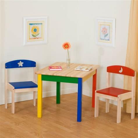 choisir table et chaises enfant quelques id 233 es int 233 ressantes