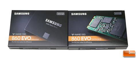samsung 860 evo 500gb sata ssd review page 7 of 7 legit reviewsfinal thoughts conclusions