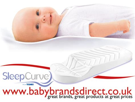 Baby Mattress Brands by Sleepcurve From Tomy Now Available To Buy Wholesale From