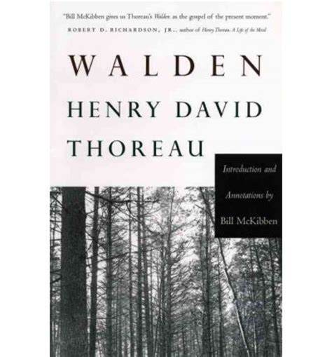 walden book advance walden henry david thoreau 9780807014257