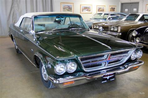 chrysler 300k 1964 chrysler 300k