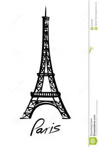 vector eiffel tower stock photography image 36119702