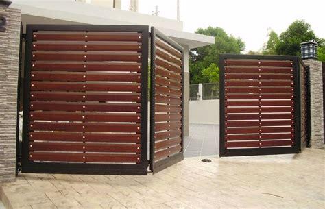 contemporary style automatic electric gates elite gates