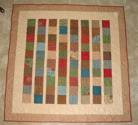 another easy charm pack quilt