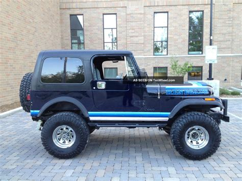 cj jeep lifted jeep cj7 image 92