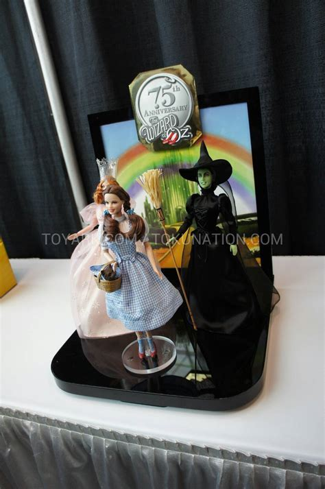 Toy Fair 2013 Mattels Wizard of Oz Figures   The Toyark   News
