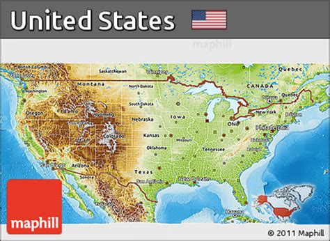 3d map of the united states free physical 3d map of united states