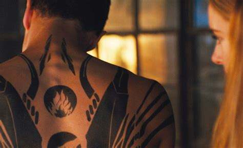 divergent tattoo process divergent official movie site now playing in theaters
