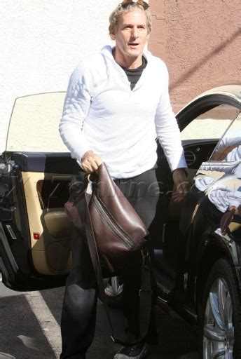 Michael Lamborghini Michael Bolton Looks In A Bentley Continental Gt