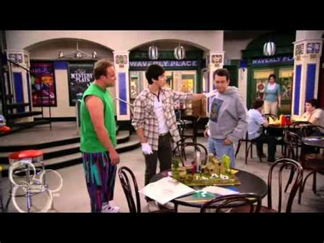 wizards of waverly place doll house wizards of waverly place doll house funny scene 2 youtube