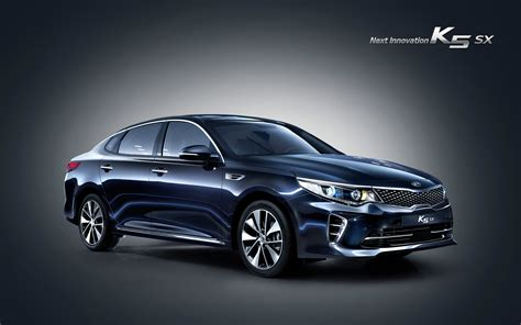 Korea Kia New Kia K5 Launched In South Korea The Korean Car