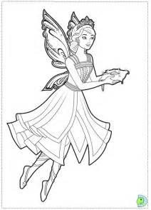 fairy princess coloring page az coloring pages