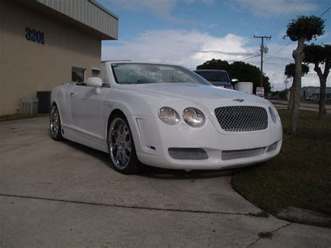 bentley replica sebring bentley replica based chrysler sebring car tuning
