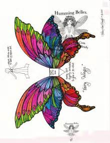 colored wings humming belles quot july 2011