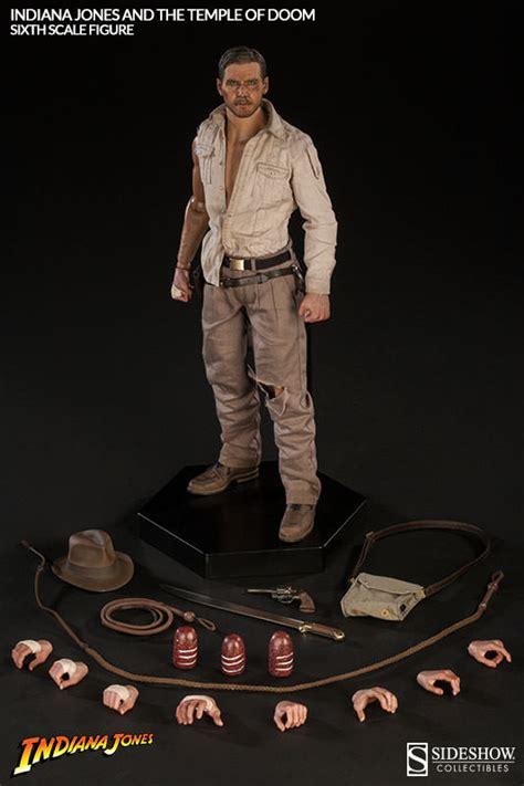 Jones On Order by Indiana Jones Sideshow Indiana Jones Temple Of Doom