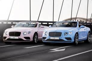 Bentley Continental Gt Colors Bentley Pantone Create Continental Gt S With Colors Of