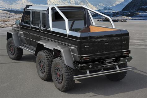 mercedes 6x6 mansory mercedes benz g63 amg 6x6 picture 101869