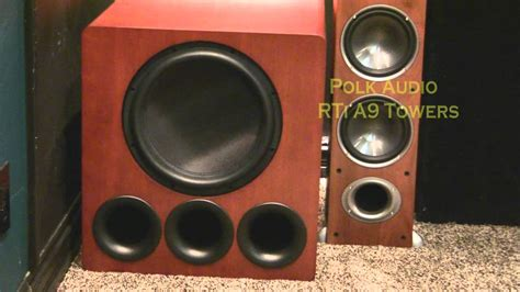 bryans home theater dual svs pb subwoofers youtube