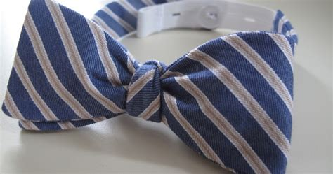How To Make Handmade Bow Ties - the frances project bow ties on the bias
