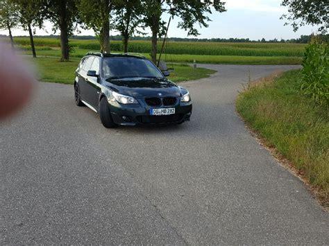 Bmw E60 Niveauregulierung Tieferlegen by Bmw E 61 535 Touring 5er Bmw E60 E61 Quot Touring