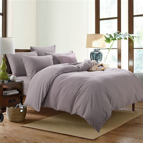 Quality Duvet Covers High Quality 100 Washed Cotton Fabric Duvet Covers Duvet