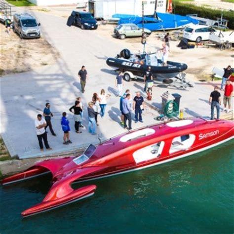 trimaran ocean crossing proa file multihull boats