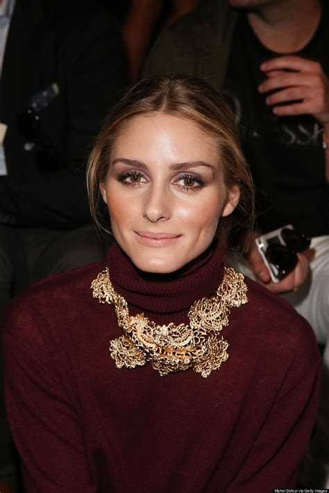 How Much Wedding Gift olivia palermo proves you can makes a turtleneck stylish