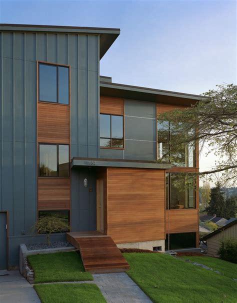 Bor Modern Bor Modern contemporary house siding home design