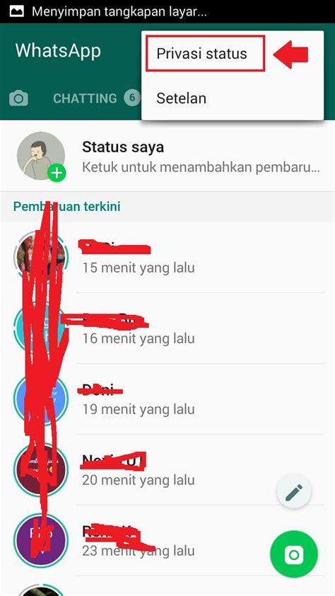 status  whatsapp wa tidak diketahui