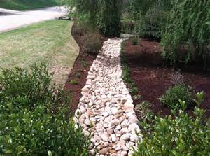 drainage ditch landscaping ideas drainage ditch landscaping decorative drainage before